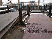 Лист 14Г2АФ 8мм - 50мм ГОСТ 19281-89 для Ответственных конструкций