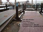 Лист 16Г2АФ 8мм - 50мм ГОСТ 19281-89 для Ответственных конструкций